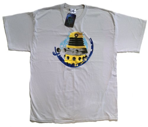 Doctor Who Eternal Dalek Adult T-Shirt (Small)