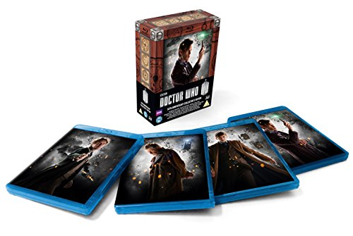 Doctor Who: 50th Anniversary Collectors Edition [Blu-ray]