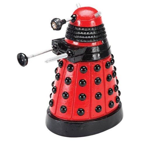 "Doctor Who Red Dalek 6″"" Aquarium ornament"