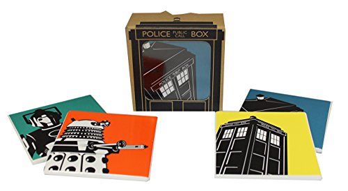 BBC Worldwide Doctor Who Coaster Set