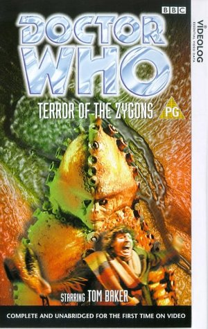Doctor Who Terror of the Zygons [VHS] [1963]