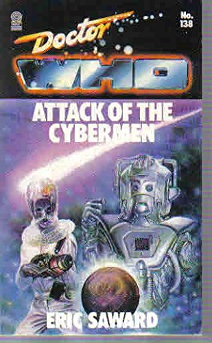 Doctor Who-Attack of the Cybermen (Target Doctor Who Library)