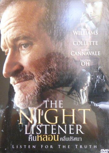 The Night Listener (2006) Robin Williams, Toni Collette, Rory Culkin