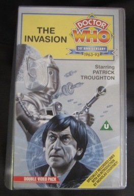 Doctor Who: The Invasion (30th Anniversary 1963-93) [VHS]