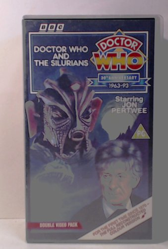 Doctor Who: Doctor Who And The Silurians [VHS]