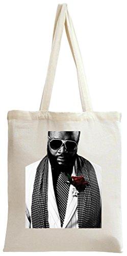 Rick Ross Rose Tote Bag