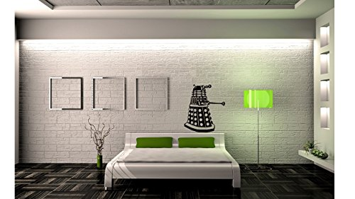 DR WHO DALEK- WALL ART NEW Sticker Decal FREE P&P