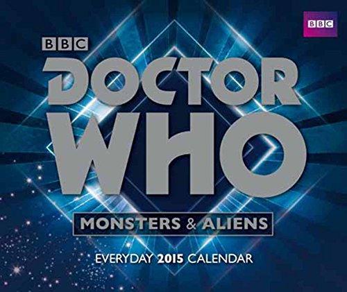 DOCTOR WHO DESK BLOCK CALENDAR 2015 (Calendars 2015)
