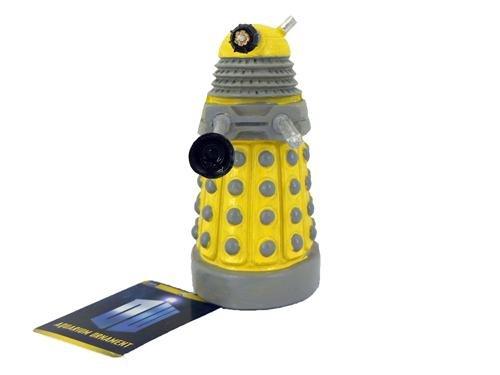 "Doctor Who Yellow Dalek 4″"" Aquarium Ornament"