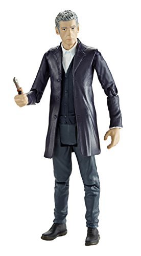 Doctor Who 3.75-inch 12th Doctor Action Figure and Base