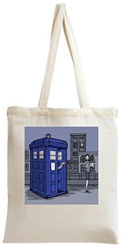 Paperwho Tote Bag