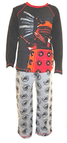 Doctor Who Boys Pyjamas ages 7-8 Years