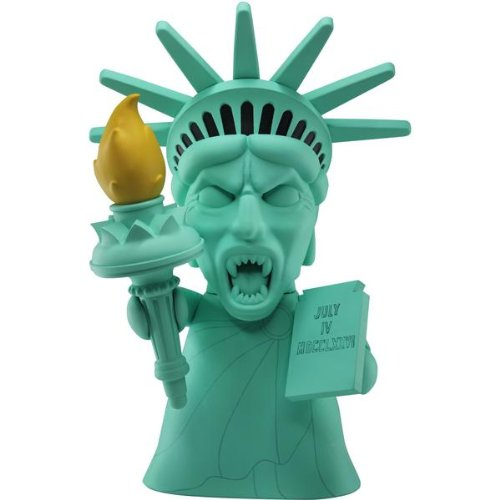 Doctor Who 8 Inch Collectible Vinyl Figures – Statue Of Liberty Weeping Angel