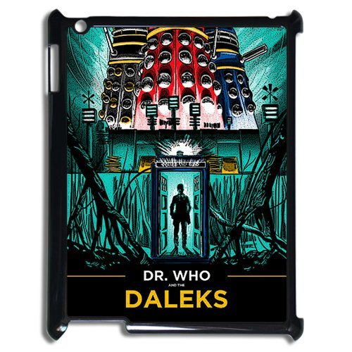 Doctor Who – Daleks Limited Collector's Edition Ipad Case Cover Fits Ipad 2,3 and 4