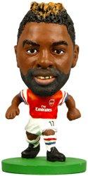 SoccerStarz Arsenal FC Alex Song Home Kit