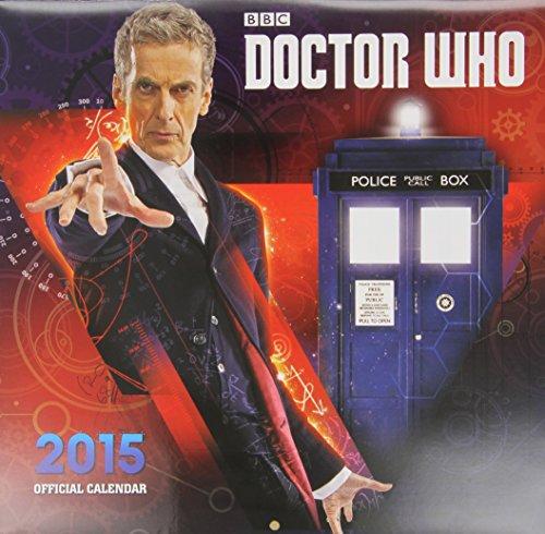 Official Doctor Who Square Calendar 2015 (Calendars 2015)