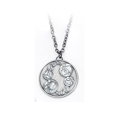 Official Doctor Who Saxons Master Pendant Necklace