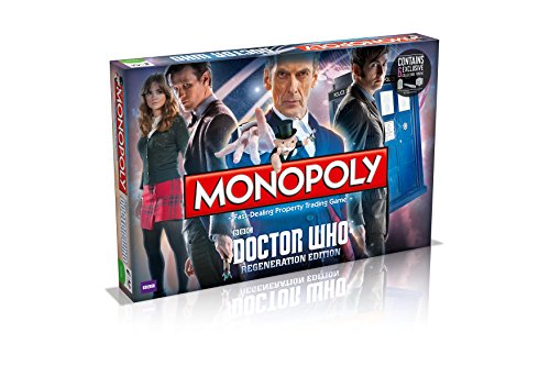 Monopoly Doctor Who Game