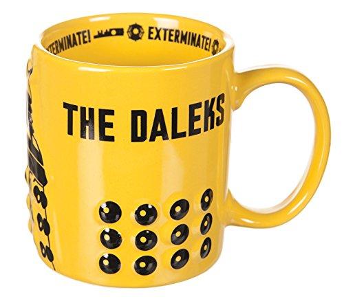 Doctor Who 2D Relief Dalek Mug