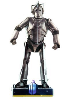 Kitt-o! Doctor Who Construction Kit – Cyberman