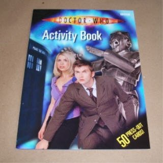 Activity Book (Doctor Who)