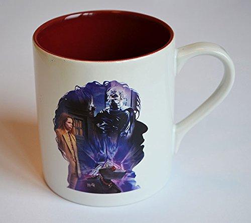 Doctor Who The 4th Doctor (Tom Baker) Anniversary mug