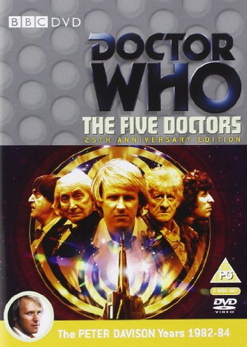 Doctor Who – The Five Doctors (25th Anniversary Edition) [1983] [DVD]