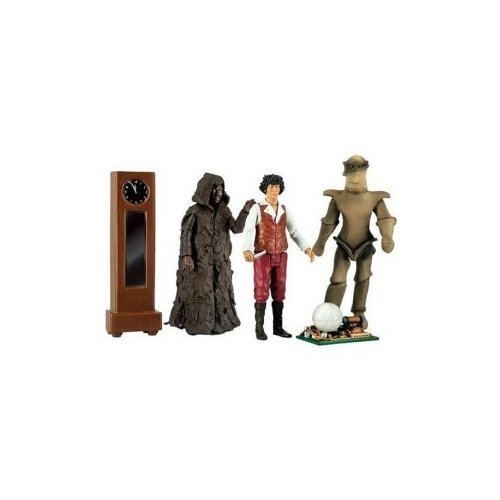 Doctor Who The Keeper of the Traken Collectors Set Action Figure 4-pack