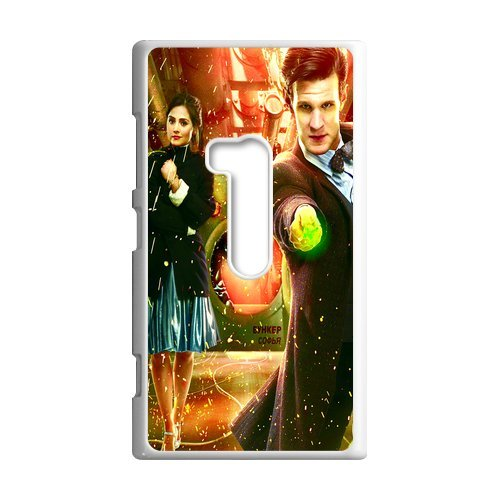 Doctor Who Science Fiction Show Fashion Cool Style Nokia Lumia 920 Case Cover-Best Protective Hard Plastic Cover