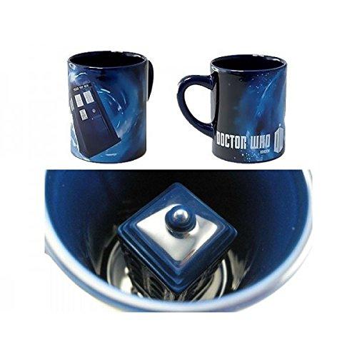 Zeon – Mug Doctor Who – Hidden Tardis – 5013348000729