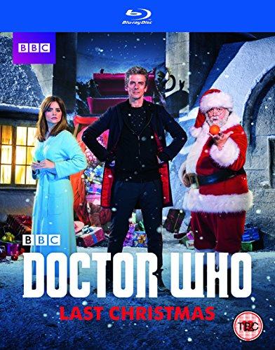 Doctor Who – Last Christmas [Blu-ray]