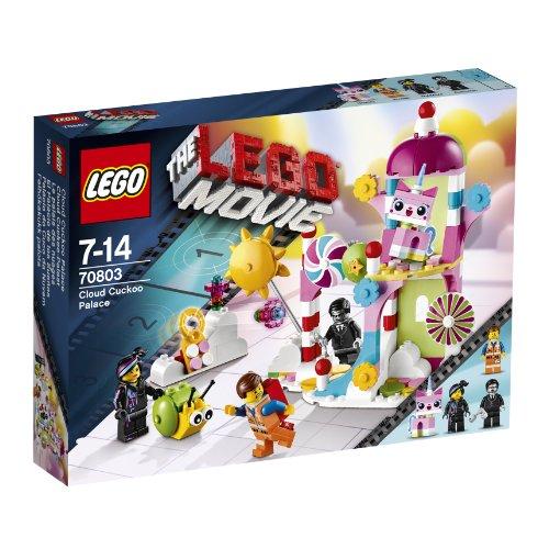 The LEGO Movie 70803: Cloud Cuckoo Palace