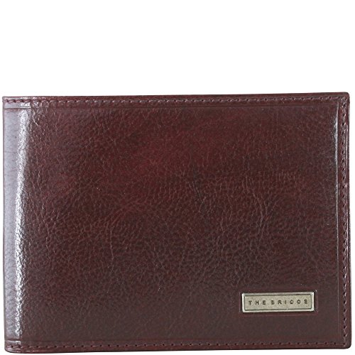 The Bridge Slg Story Line Donna Wallet Leather 13,5 cm Bordeaux