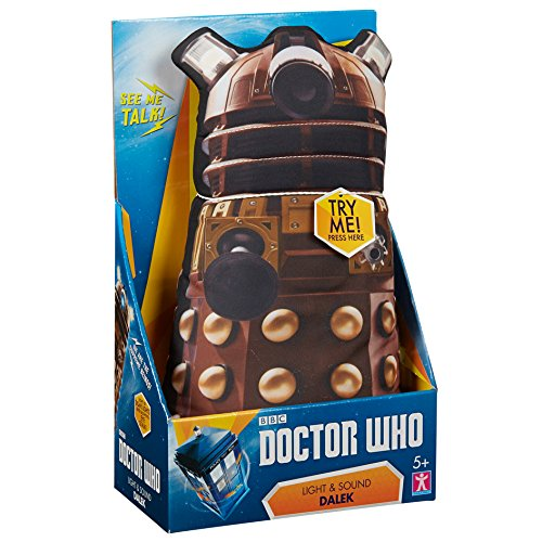 Doctor Who Light and Sound Dalek
