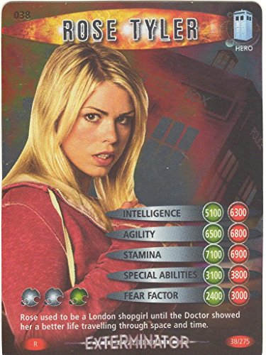 Doctor Who Battles In Time Exterminator #38 Rose Tyler