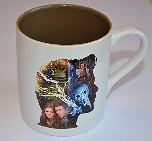 Doctor Who: Eleventh Doctor Anniversary Mug