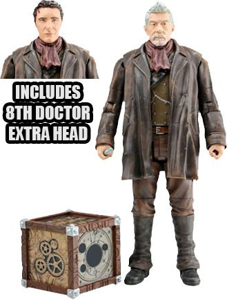 Doctor Who Action Figure – The Other Doctor – 50th Anniversary Special