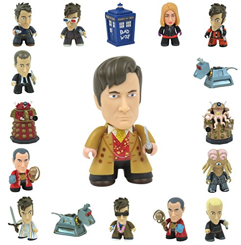 Doctor Who 3 Inch Collectible Vinyl Figures – Wave 5 Gallifrey – Choose Your Character (Jackson Lake (1/20))