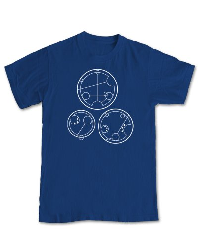 Whovian and Proud T-Shirt Inspired By Doctor Who – Navy Blue (S)