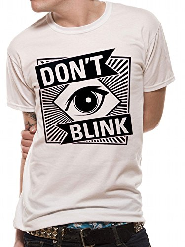 Doctor Who Don't Blink T-shirt – Extra Large 42-44″