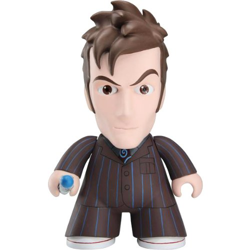 Doctor Who Titans 10 TH DOCTOR Series 2 Vinyl Figure