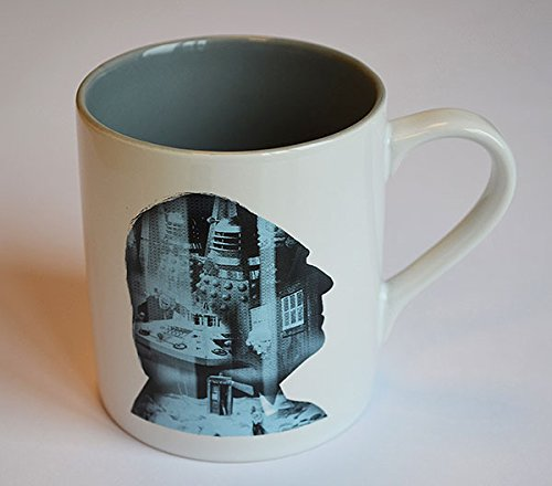 Doctor Who The 1st Doctor (William Hartnell) Anniversary Mug