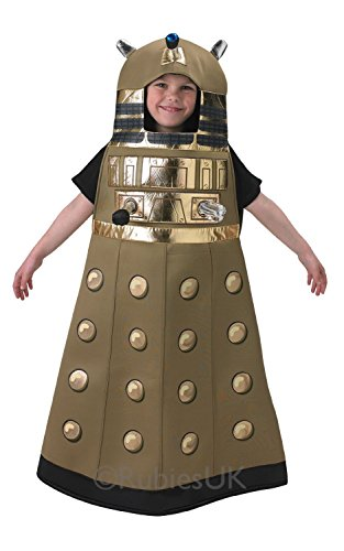 Doctor Who Dalek – Kids Costume 7 – 8 years