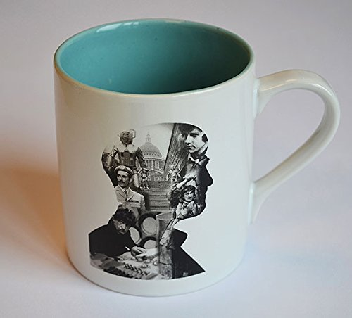 Doctor Who The 2nd Doctor (Patrick Troughton) anniversary mug