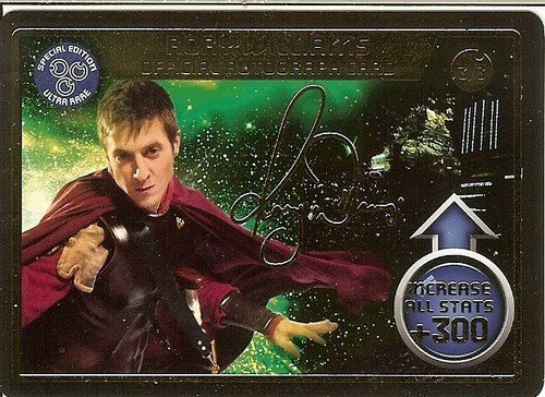 Doctor Who Monster Invasion Extreme Special Edition Ultra Rare Rory Williams Official Autograph Card 3/3 by www.inctoys.com
