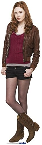 Stand-up Amy Pond 1.76m