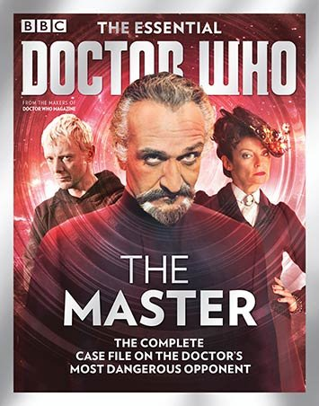 The Essential Doctor Who issue 4 – The Master (April 2015)