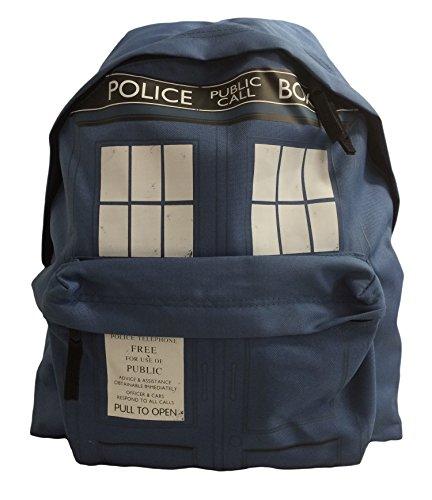 Doctor Who Tardis Rucksack