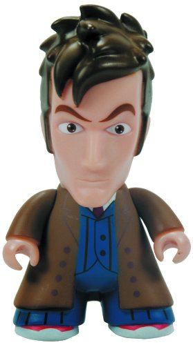 Titan Merchandise Doctor Who Titans: 10th Doctor Vinyl Figure, 6.5″
