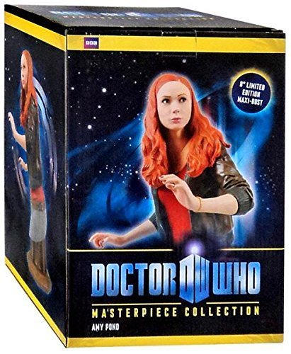 Titan Merchandise Doctor Who: Amy Pond Maxi Bust by Titan Merchandise